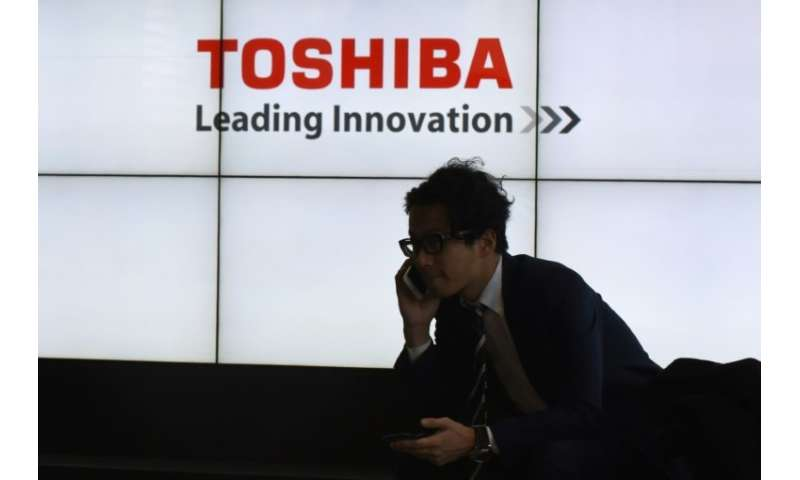 Toshiba is bouncing back after a terrible year