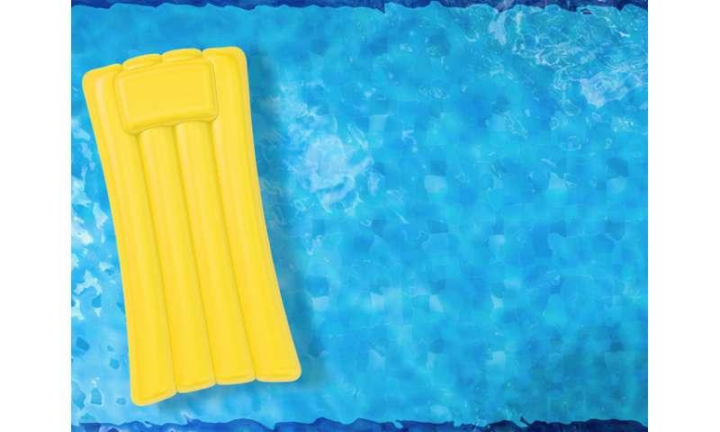 Toxin floats on lipid rafts