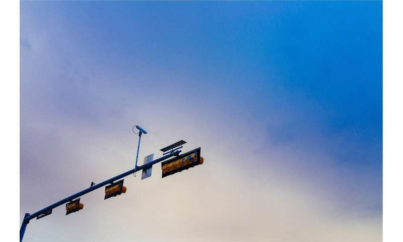 Red-light cameras don't reduce traffic accidents or improve