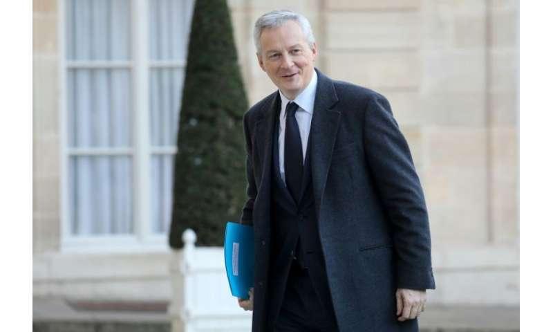'Treachery', 'cowardice' - harsh words from the finance minister