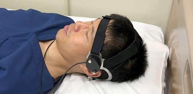 Treating dementia with the healing waves of sound