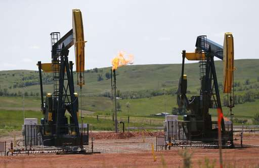 Trump eases US methane rules as Colorado says state's work