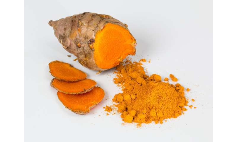 Turmeric eye drops could treat glaucoma