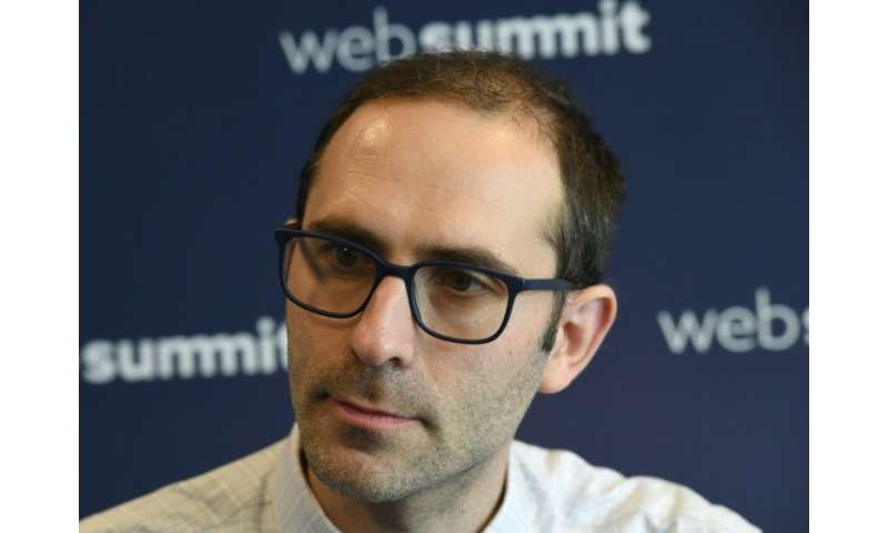 """Twitch CEO Emmett Shear, speaking to AFP at the annual Web Summit technology conference, saw streaming video games as a """"hu"""