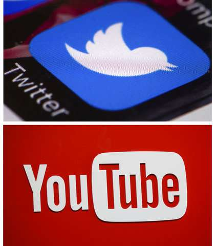 Twitter CEO asks for help on 'civility'; YouTube stumbles