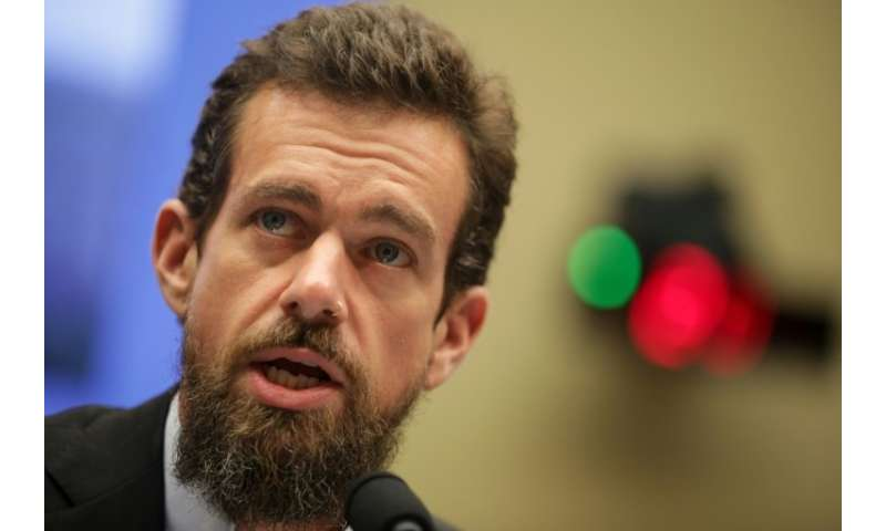 """Twitter chief executive officer Jack Dorsey said the efforts to improve the """"health"""" of Twitter by weeding out abuse a"""