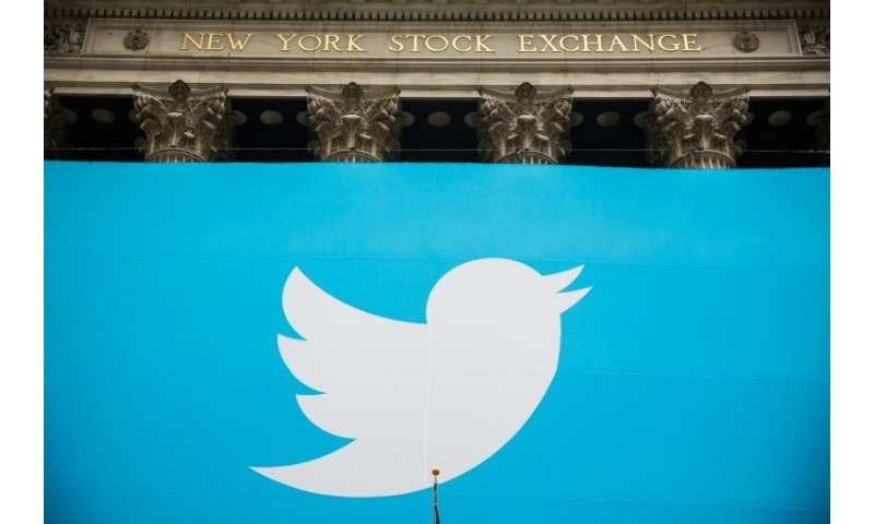 """Twitter said it is cracking down on """"bots"""" or automated accounts such as those which sought to manipulate sentiment du"""