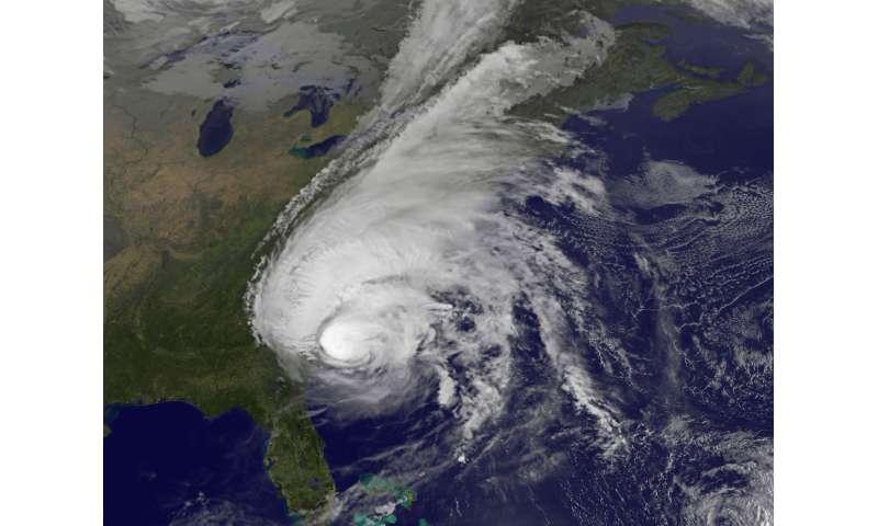 Two decades of hurricanes change coastal ecosystems—increase algae blooms, fish kills, dead zones