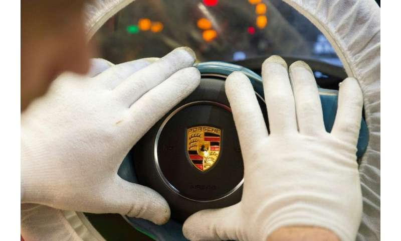 "Two top Porsche executives and an ex-employee are being probed in connection with the ""dieselgate"" scandal"