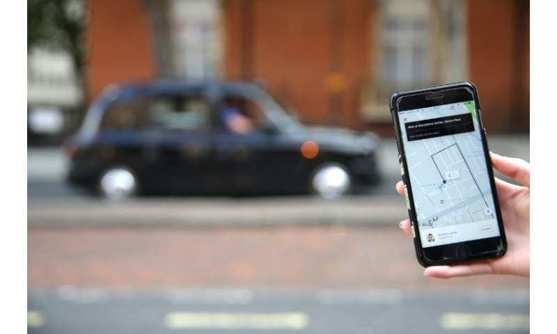 Uber is fighting to keep its licence in London