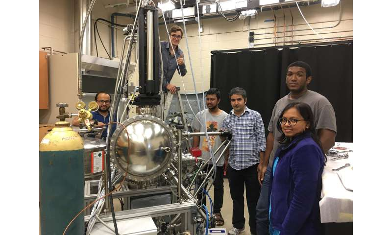 UCF professor discovers a first-of-its-kind material for the quantum age