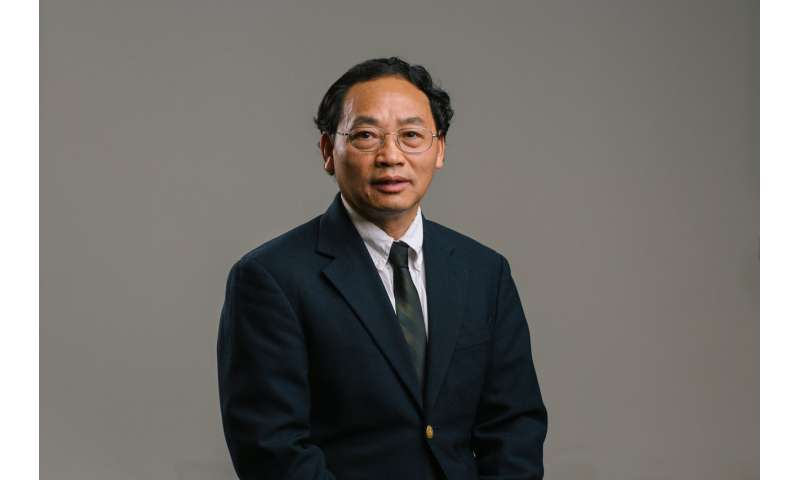 UH Physicist Zhifeng Ren receives Humboldt Prize