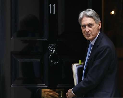 UK Treasury chief to put cash into mental health