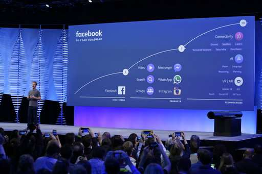 UK watchdog fines Facebook over users' data breach