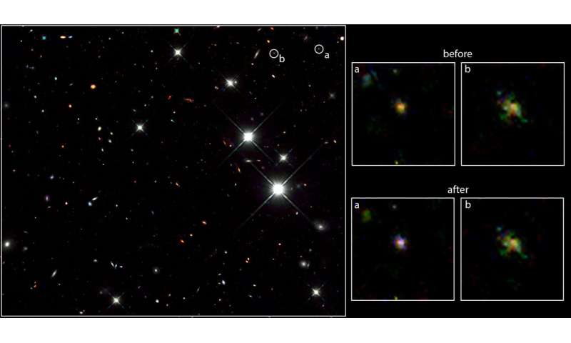 Ultra-bright early galaxies may be less common than we think