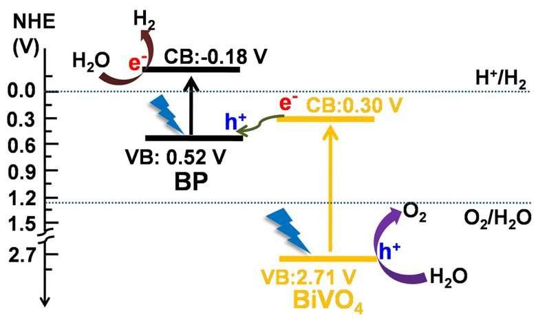 Ultrathin black phosphorus for solar-driven hydrogen economy