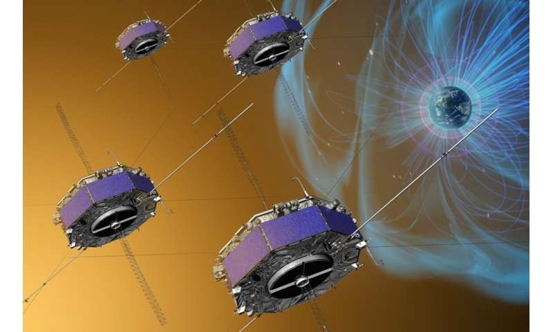 UNH scientists help provide first-ever views of elusive energy explosion