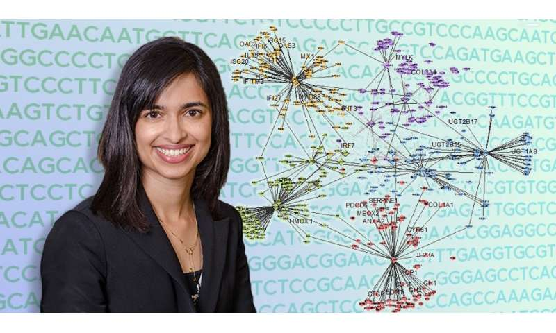 Unlocking cancer's secrets using the 'social networks' of cells