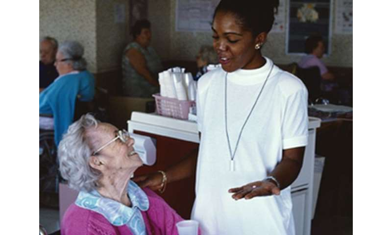 Updated staffing data lowers ratings for many nursing homes