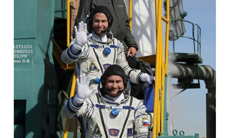 US astronaut Nick Hague and Russian cosmonaut Aleksey Ovchinin made an emergency landing and escaped unharmed after the aborted