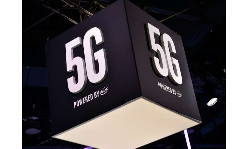 US-China trade tensions have been rising amid a battle for leadership in 5G, the next generation of wireless networks
