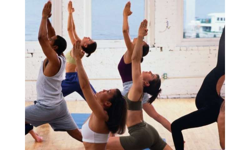 Use 'Proper form' when practicing yoga