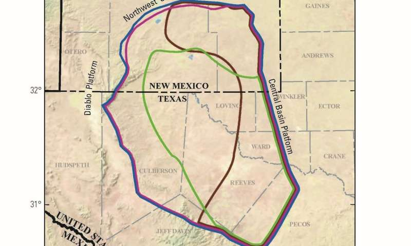 USGS identifies largest continuous oil and gas resource