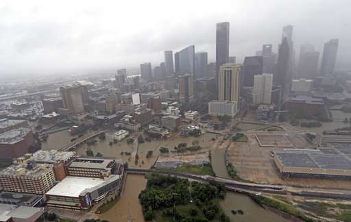 US hits record for costly weather disasters: $306 billion