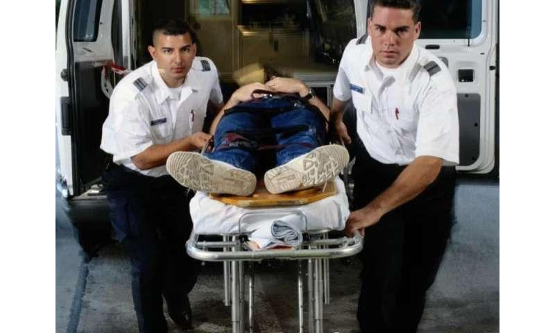 U.S. murder, suicide rates climbing again