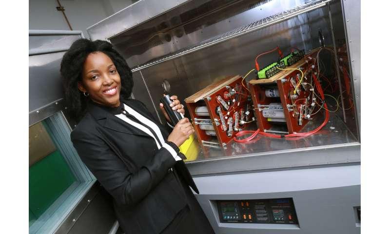 UToledo engineer creates solution to cheaper, longer lasting battery packs