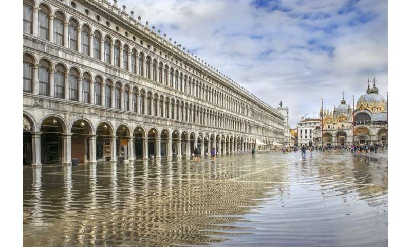 Venice is flooded, but other cities are in much greater danger