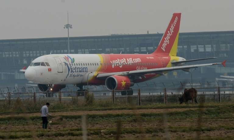 Vietjet annouced plans to buy 50 new Airbus planes