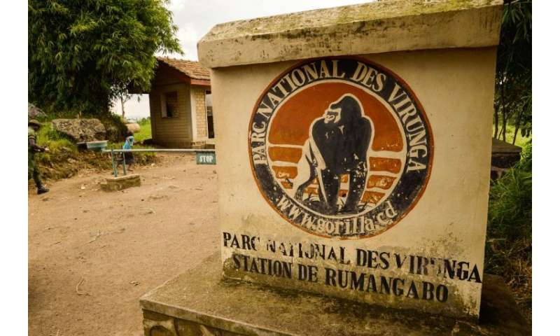 Virunga National Park is a UNESCO World Heritage Site