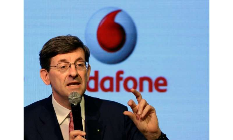 Vodafone's long-serving CEO Vittorio Colao will step down later this year