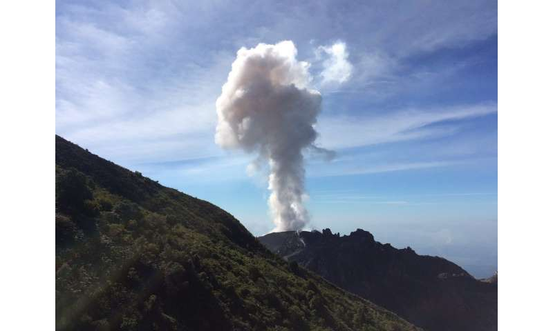 Volcanic ash impact on air travel could be reduced says new research