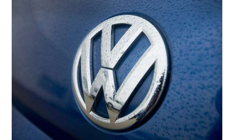 Volkswagen's German market share plunged in September