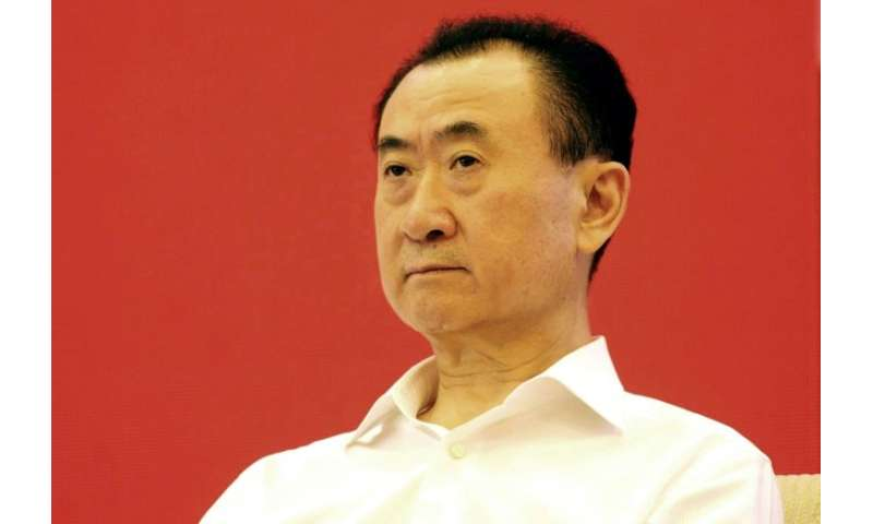 Wang Jianlin, once China's richest man, has been selling off parts of his real estate empire following a rapid diversification t