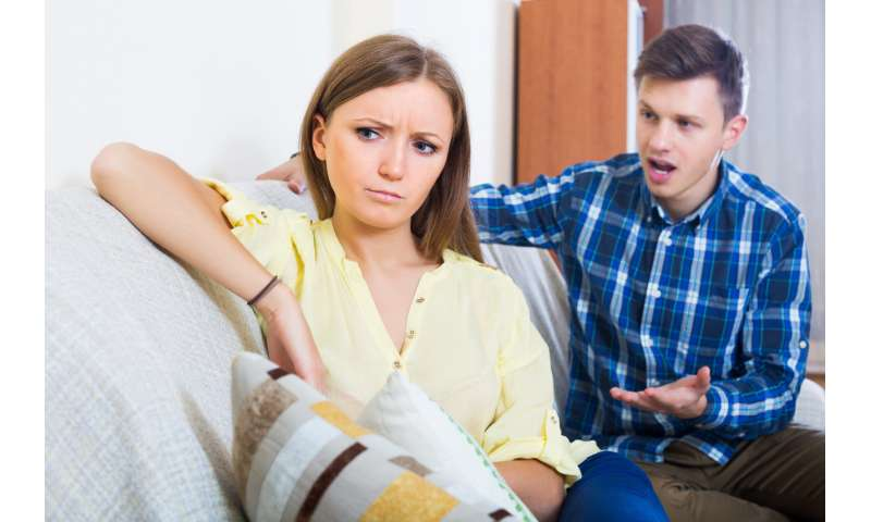Want to know if your partner's cheating on you? Just listen to their voice