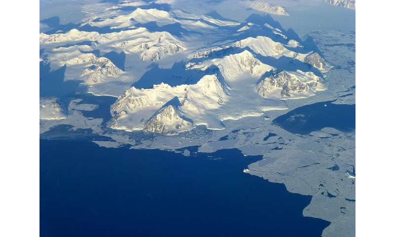 Warmer, saltier polar water could change global ocean currents