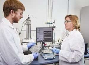 Water processing—new method eliminates hormones