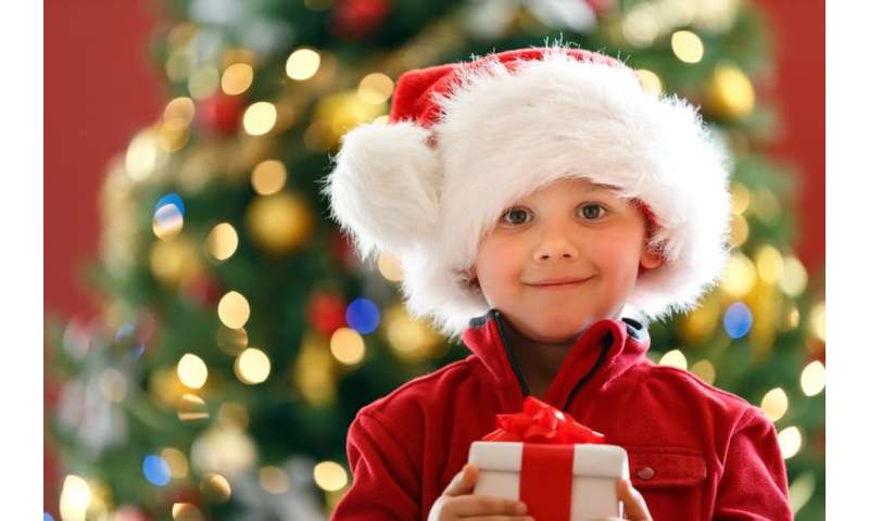 We're not as Grinchy as we think: how gift-giving is inspired by beliefs-based altruism