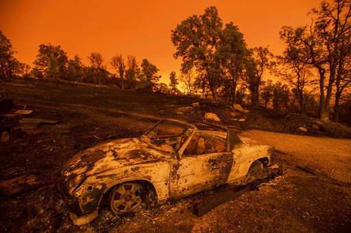 What ignited many of California's worst wildfires a mystery