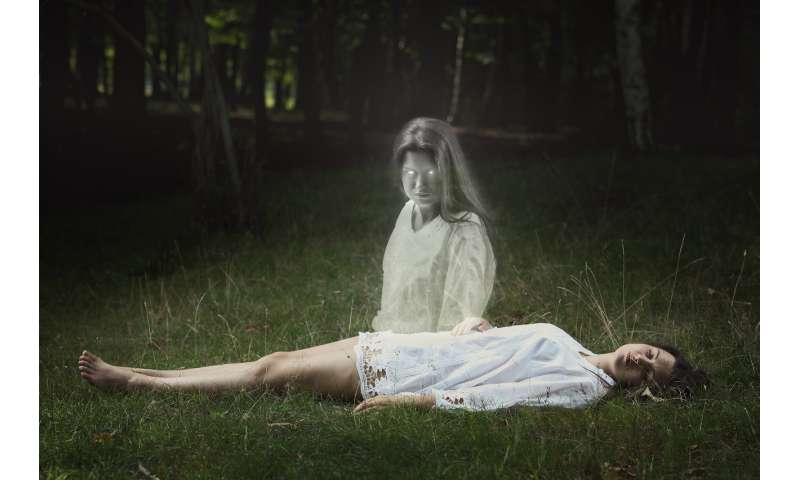 What lies behind ghosts, demons and aliens – according to sleep researchers