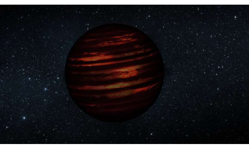 When do aging brown dwarfs sweep the clouds away?