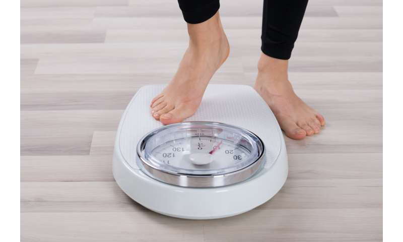When we lose weight, where does it go?
