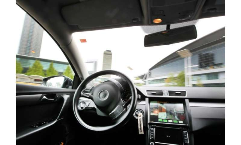 Who's in the driver's seat? Driverless cars raise tough ethical dilemmas
