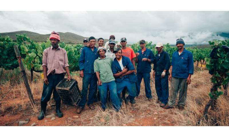 Why do people work? Respect trumps money in South Africa case study