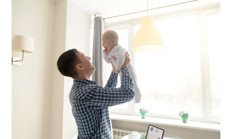 Why flexible working is key if shared parental leave is to have a lasting impact on the gender pay gap