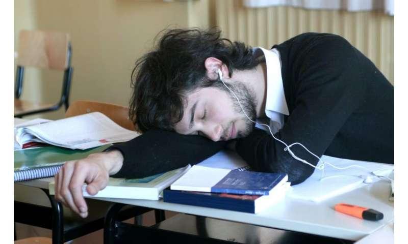Why teens need up to 10 hours' sleep