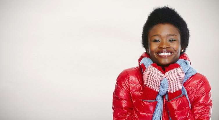 Will wearing your coat indoors make you feel colder outside? A scientist explains